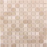DAO-633-23-4 Cream Marfil камень 2.3x2.3 30x30