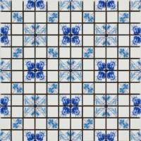 19043 D.BELCASTER BLUE 30X30