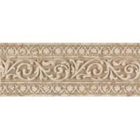 78794373 Настенный бордюр LIST. BLASON CREMA Saloni Ceramica 12x31