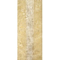 Bohemia beige decor 01 25x60