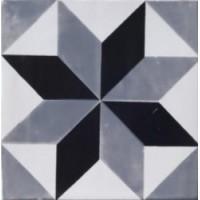 Керамическая плитка  метлахская Diffusion Ceramique TRC1515D04