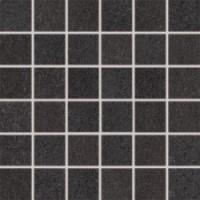 Мозаика матовая черная DDM06433 RAKO