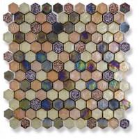 Мозаика для ванной с рисунком 931254 Natural