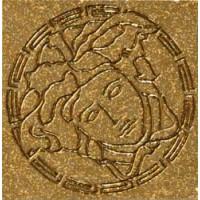 372x55 Vanitas GIROSPECCHIO MEDUSA GOLD 9,8x8