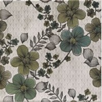 PT02432 Decor Zen Verde (Mix 9) 20x20