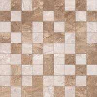 TES78384 Polaris коричневый+бежевый 30x30