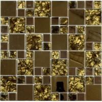 MS-612  метал стекло (15x48x8) 30x30