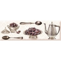 Brilliant DECOR CROCKERY SILVER 15X45
