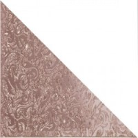 ТЗРАл-4  Треугольная зеркальная рыжая Алладин-4 30x30
