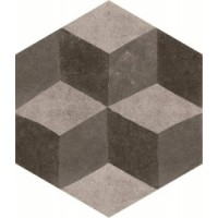 Firenze Deco Grey 21,6x25 SAT