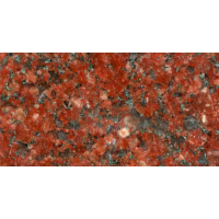 160284 Гранит Ruby Red плитка ТЕРМО 300х600х18 300х600х18 мм