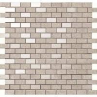 AUOL Kone Silver Mosaico Brick 30.4x30.4