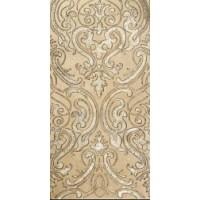 Haral Fondo Oro/Decoro Biancone 30.5x60