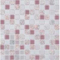 S-854 стекло камень (23x23x4) 29.8x29.8