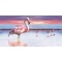 Flamingo 50x100