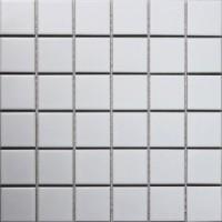 Мозаика для фартука белая ID1005 StarMosaic