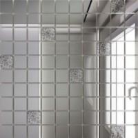 С90Х10  зеркальная Серебро+Хрусталь 25х25/300x300 30x30