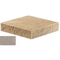 AT2N Brave Pearl Elemento L SP Angolare 33x33 LASTRA 20mm