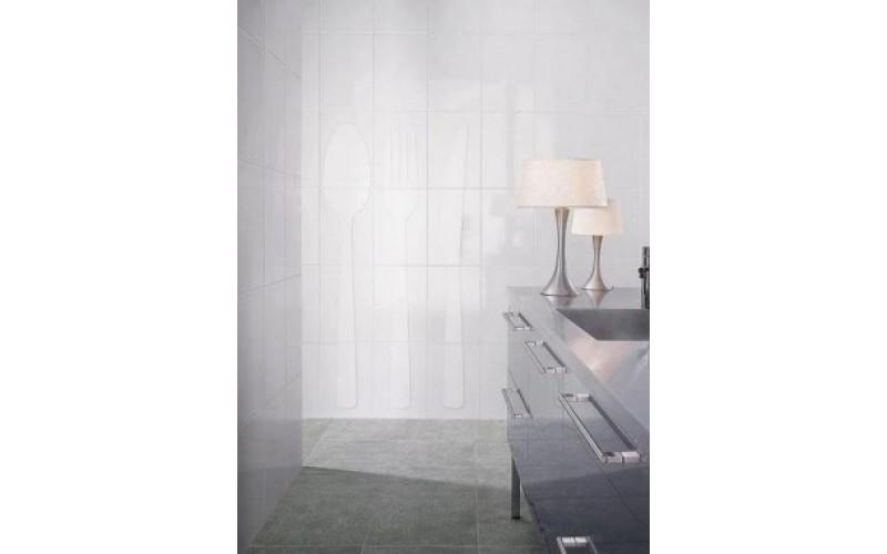 Керамическая плитка Коллекция Blanco Brillo