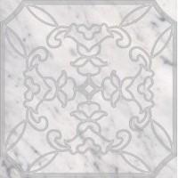 6000608 Tozzetti Carrara Damasco Argento 7x7