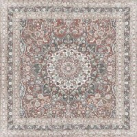 Kilim Nain Natural Mix 12 59.55x59.55