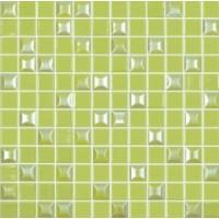 TES77035 Edna №601 Зеленый (на сетке) 31,7x31,7 31.7x31.7