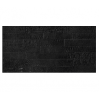 610000000000 Керамогранит декор для стен TIME Black Brick (Atlas Concorde Russia) 30x60