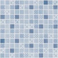 Born Blue (на сетке) 31,7x31,7