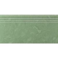 TES79316 Амба Зеленый полированная PR насечки 30x60