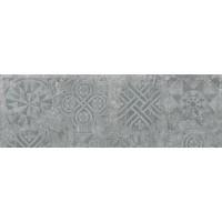 Cemento темно-серый структурный Rett 120x39.5