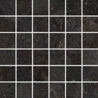 64316 Mosaico 4,7x4,7 Charcoal 30x30