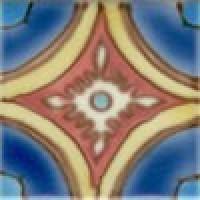 B01062R16421  SANTA FE JAUNE R. 5x5
