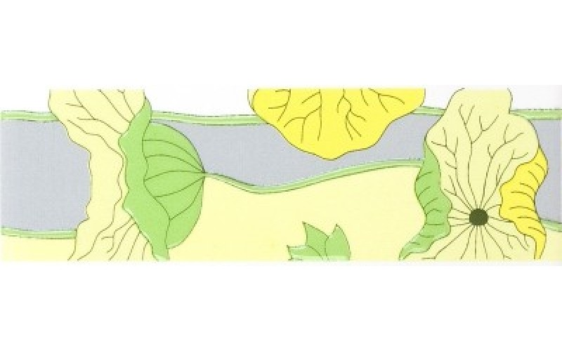 Керамическая плитка A417071 Городские цветы 20*6.3 6.3x20 Kerama Marazzi A417071T