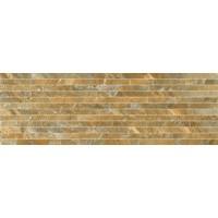 58048 Fascia Stripe Gold 20x60