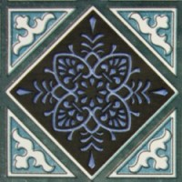 Керамическая плитка  для дорожек Сокол 728а
