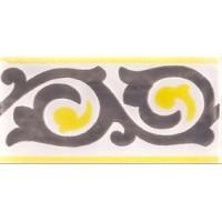 Керамическая плитка  метлахская Diffusion Ceramique TRC7515F09