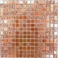 Shik Gold - 2 (стекло) 32.7x32.7