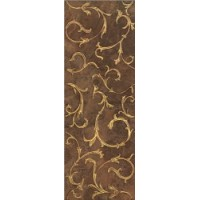 TES106517 Decor Deja Vu Brown 25*70 25x70