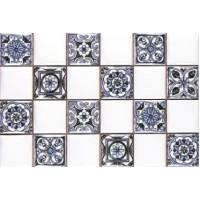 Novum whiteblue 25x40