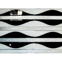 Мозаика  черно-белая Keramissimo TES721