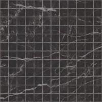 mar054 Naturale NERO CRETA MOSAICO 2.3x2.3 29.5Х29.5 (10 мм) 29.5x29.5