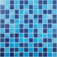 Мозаика стеклянная TES8364 Vidrepur