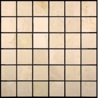 M025-48P (Crema Marfil) Мрамор 48х48 305х305