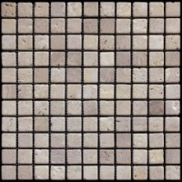M090-25T (Travertine) Травертин 25х25 305х305