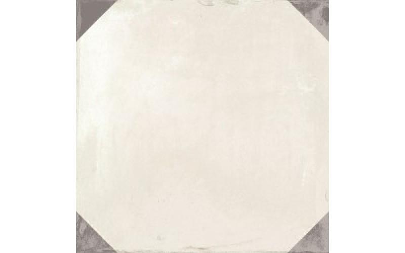Керамогранит Decor Black Paper Poetry 18,7x18,7 18.7x18.7 Monopole Ceramica TES1176