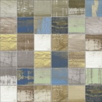 TES76589 Mosaico Chalkwood Vestige Natural 29.75x29.75