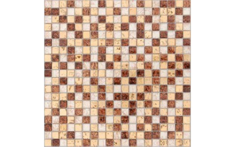 Мозаика Antichita Classica 6  31x31 Caramelle Mosaic TES76186
