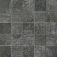 163 00 Castlestone MOSAICO BLACK RET 30x30