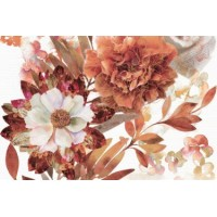 Composicion Savage Flowers 02 Marron 30x45 (комплект 2шт)