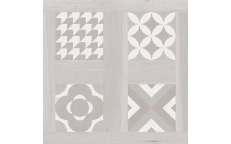 Керамогранит Selandia Dcor Bianco Rc 60x60 Argenta Ceramica 914237
